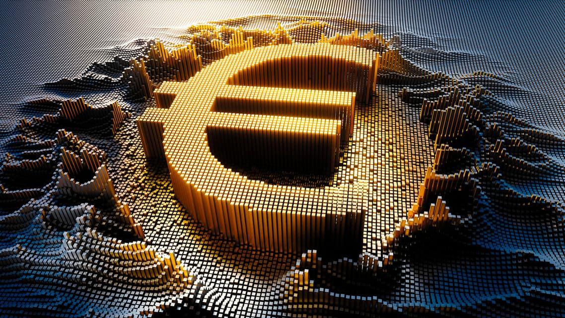اليورو الرقمي (صورة تعبيرية)