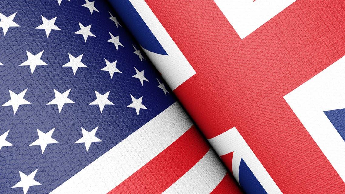 العلمان الأميركي والبريطاني