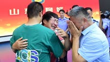 Chinese parents, abducted son reunited after 24 years