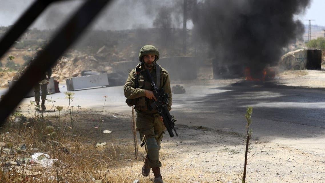 عنصر من الجيش الإسرائيلي