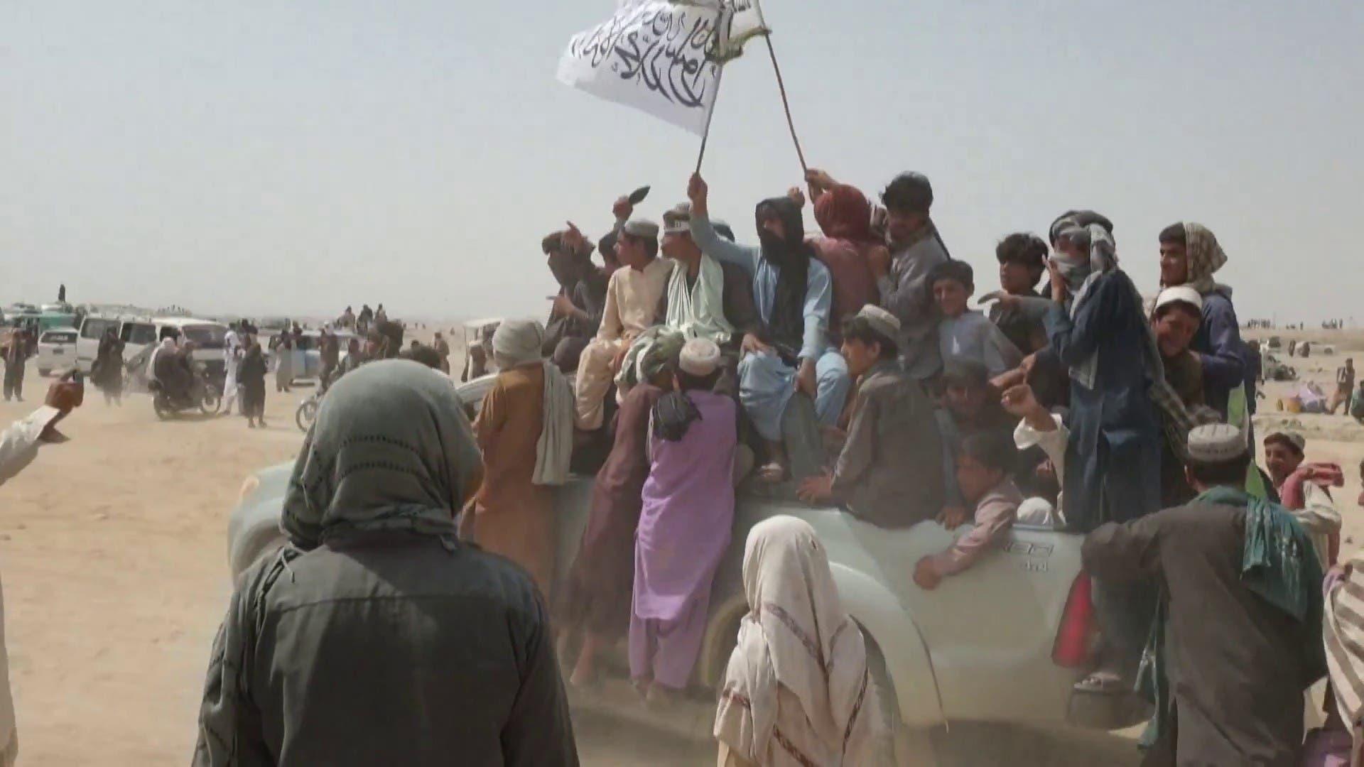 حركة طالبان تستولي على المزيد من الأراضي والمعابر الحدودية