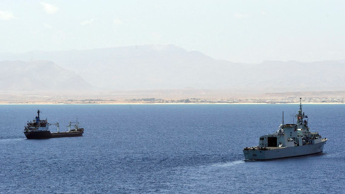 A file photo of counter-piracy operations in the Gulf of Aden. (File photo: AFP)