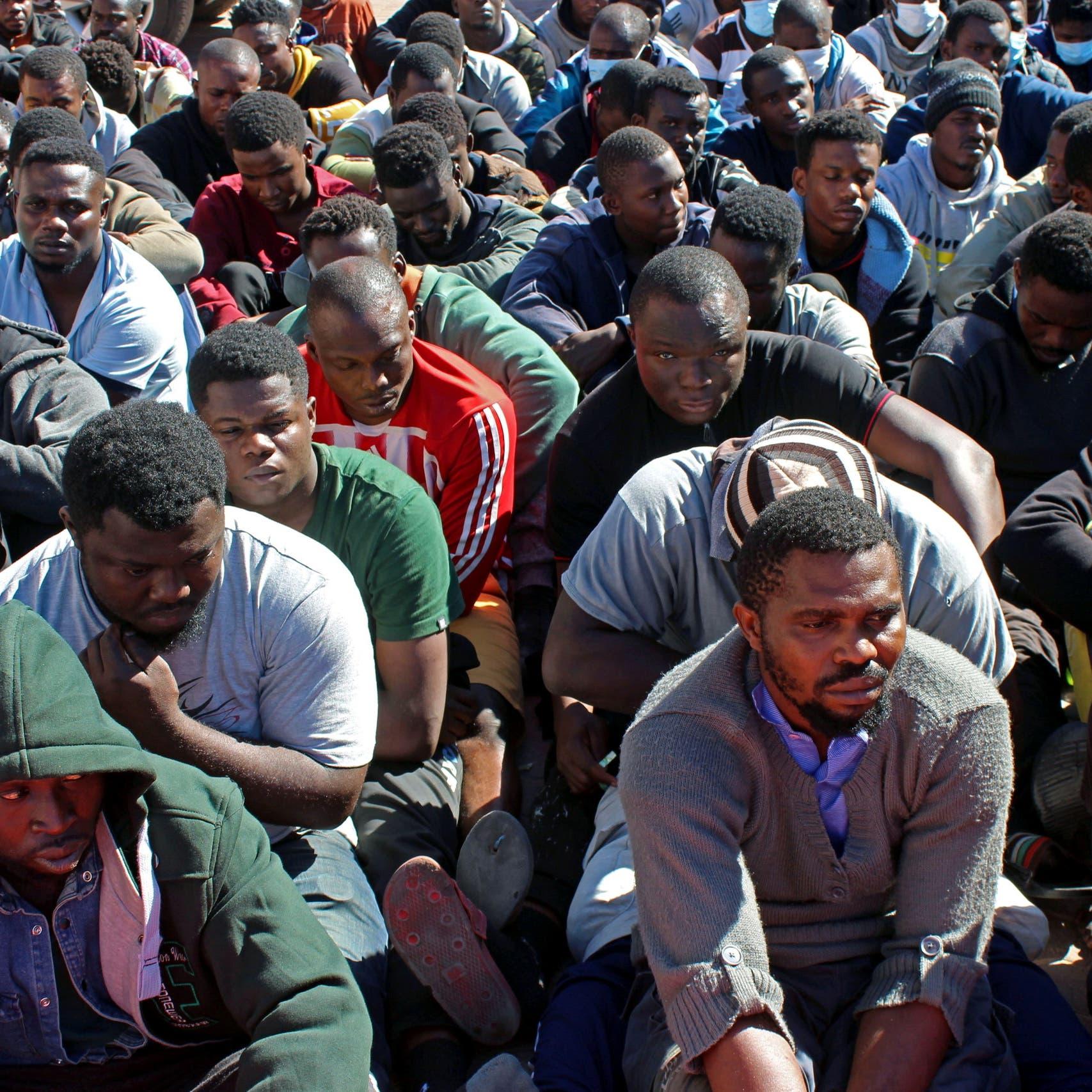 منظمة العفو: المهاجرون يتعرضون بليبيا لانتهاكات مروّعة