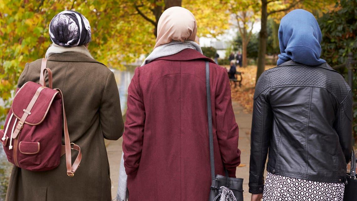 الحجاب أوروبا
