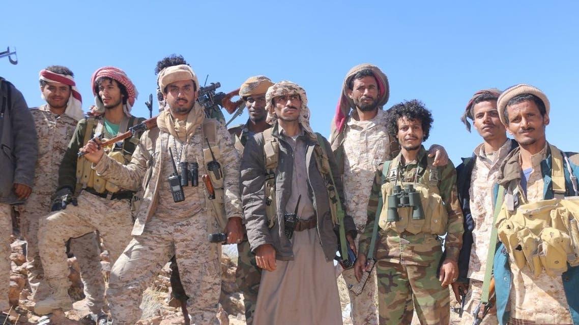 عناصر الجيش اليمني في مأرب