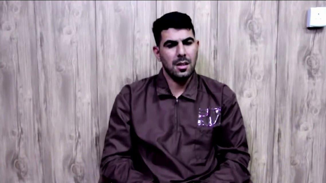 العربية تبث اعترافات قاتل هشام الهاشمي بعد إعلان القبض عليه