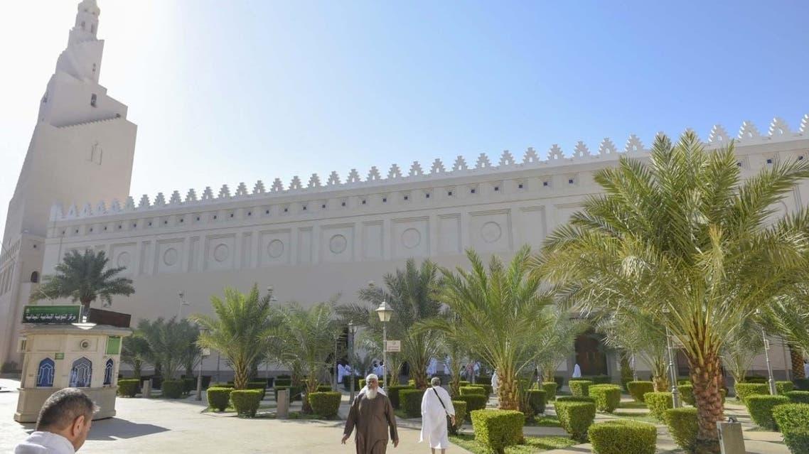 مسجد ميقات ذي الحليفة