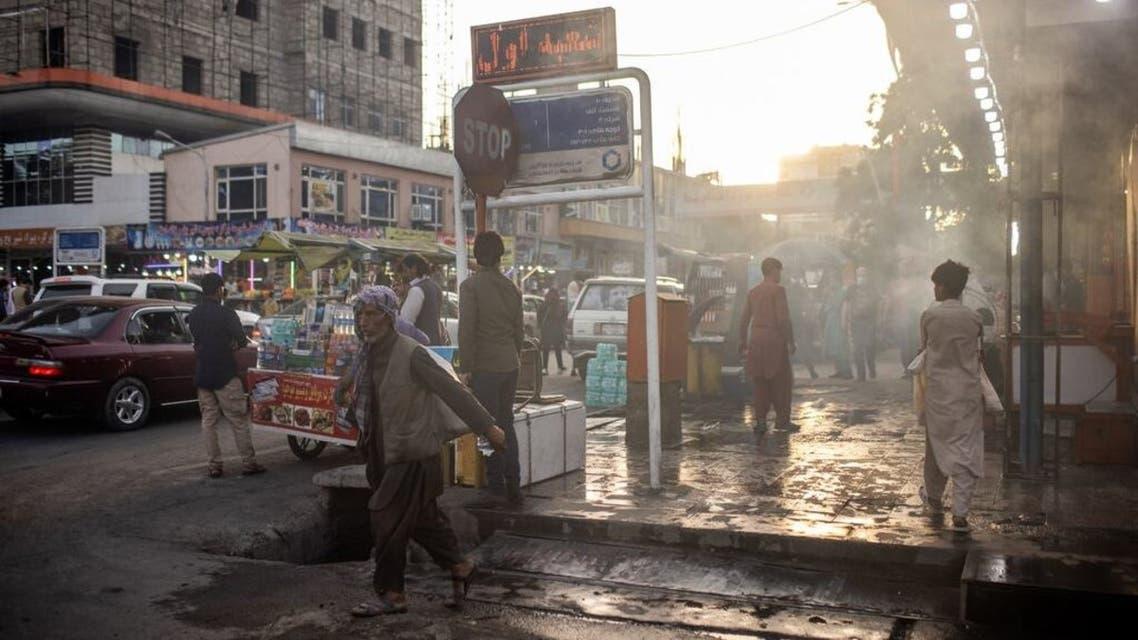 من كابول أفغانستان