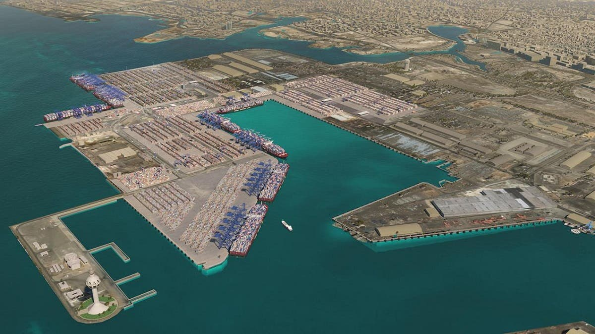 Red Sea Jeddah Islamic Port is a crucial logistics hub serving as a global trade nexus linking Asia, Europe, and Africa, as well as an increasingly important regional business center. (Supplied)