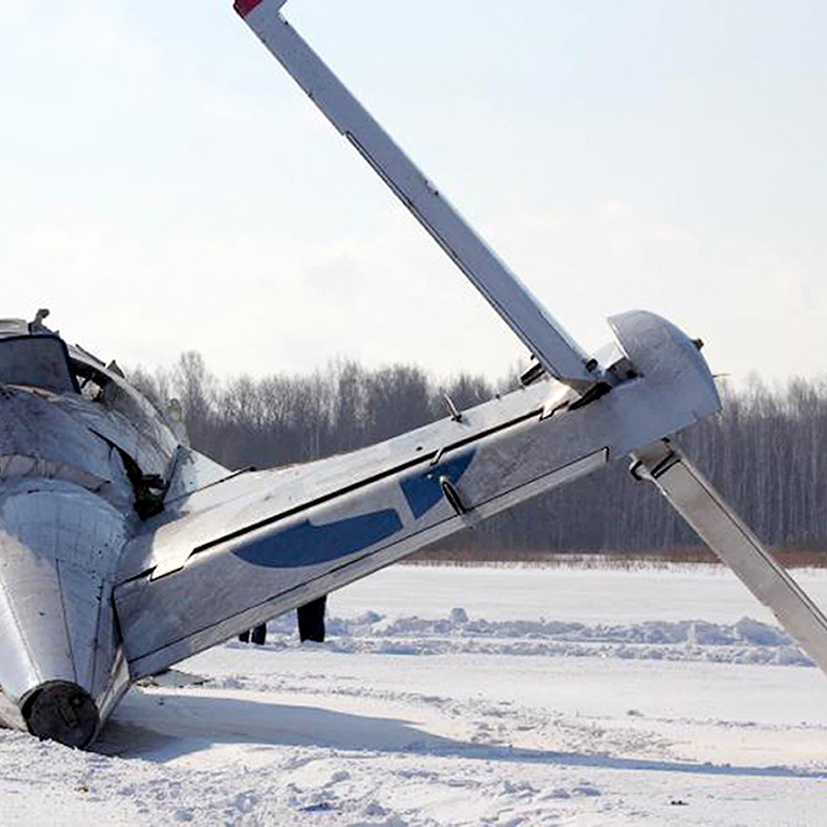 """العثور على الطائرة  الروسية """"المفقودة"""" في سيبيريا.. ونجاة الركاب"""
