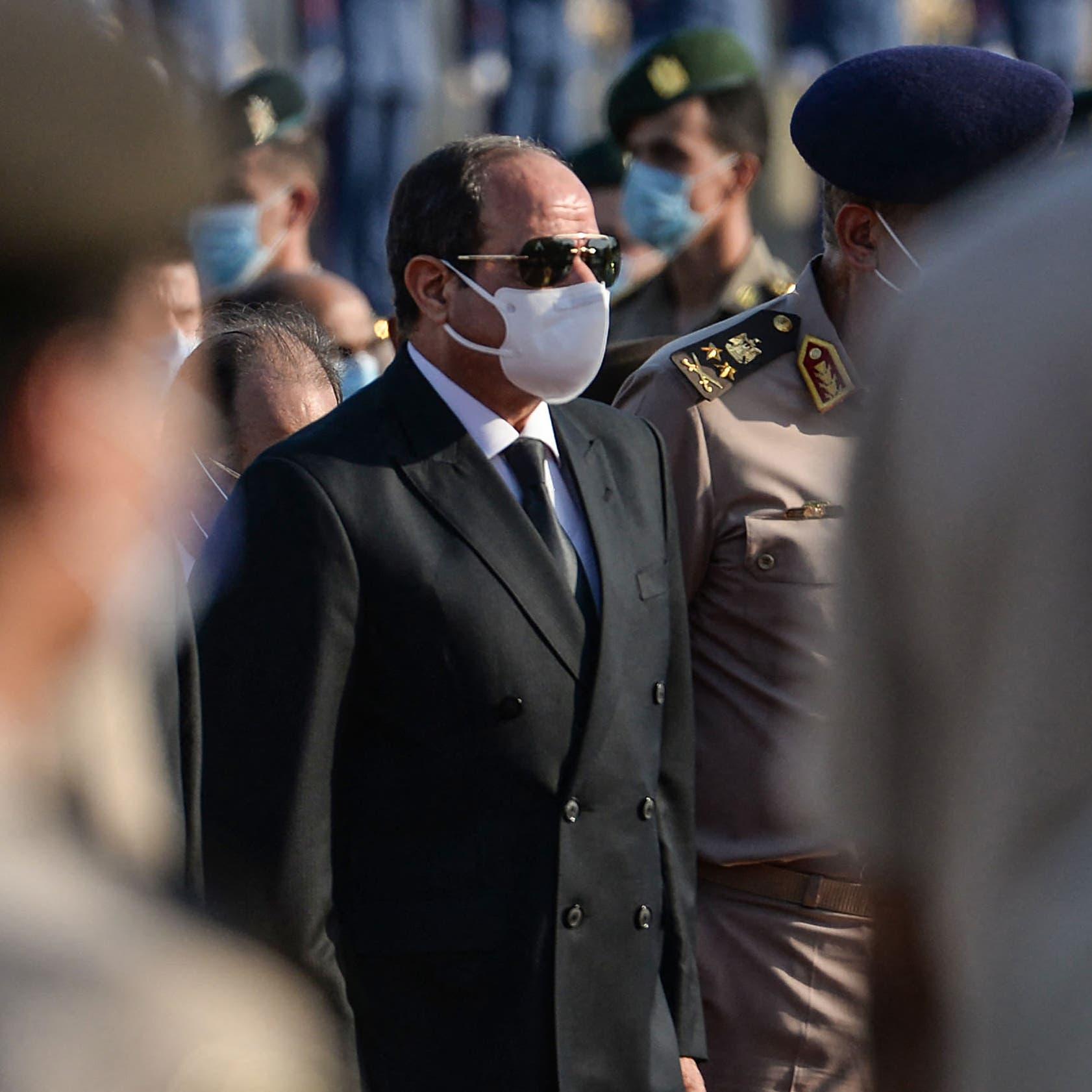 السيسي: الإخوان عنصر ينخر في جسد مصر منذ 90 عاما