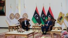 حفتر خلال لقاء عقيلة صالح: نطالب بدعم دولي للوصول للاستحقاق الانتخابي