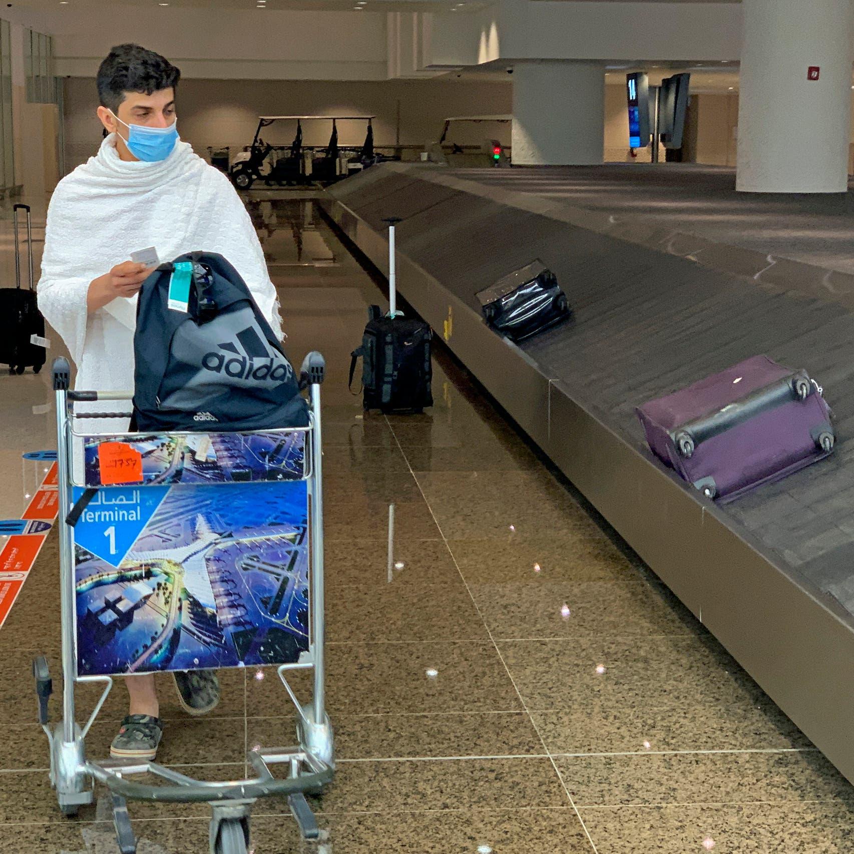 Ahead of Hajj, pilgrims around Saudi Arabia make their way to Jeddah