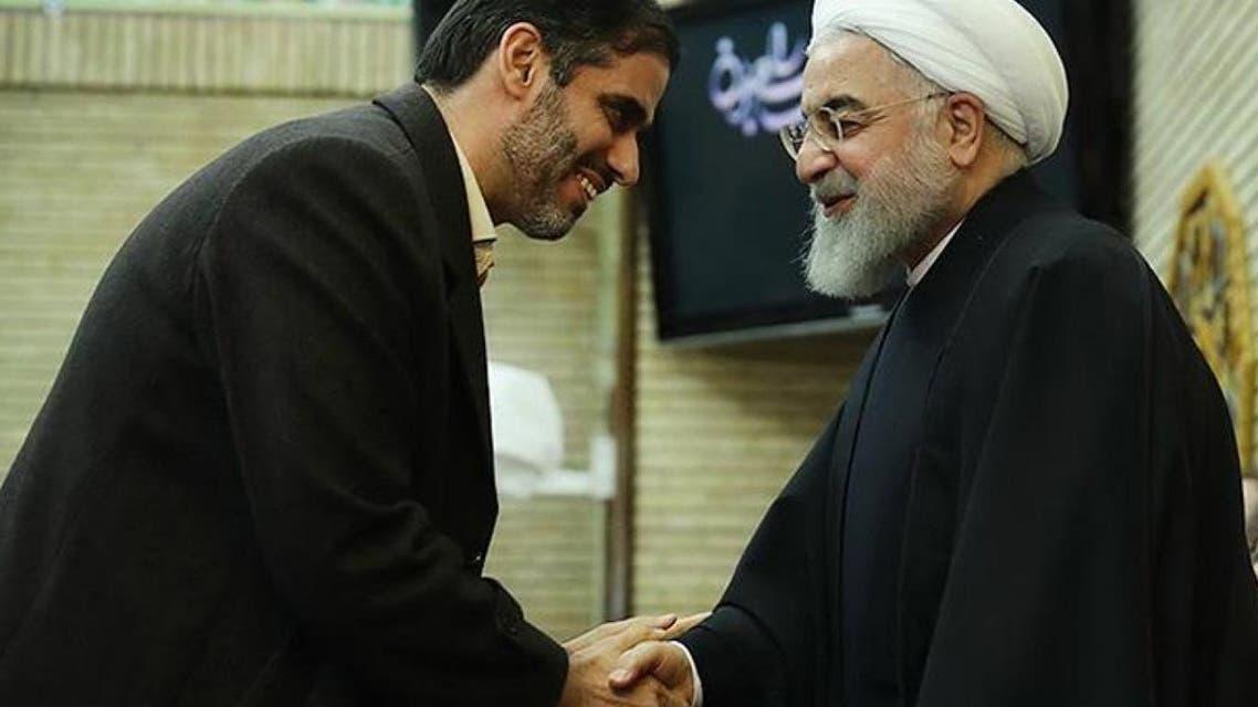 حسن روحانی و سعید محمد