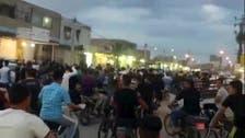 ارسال نیروهای ضد شورش در پاسخ به اعتراضات مردم عرب اهواز به بحران بیآبی