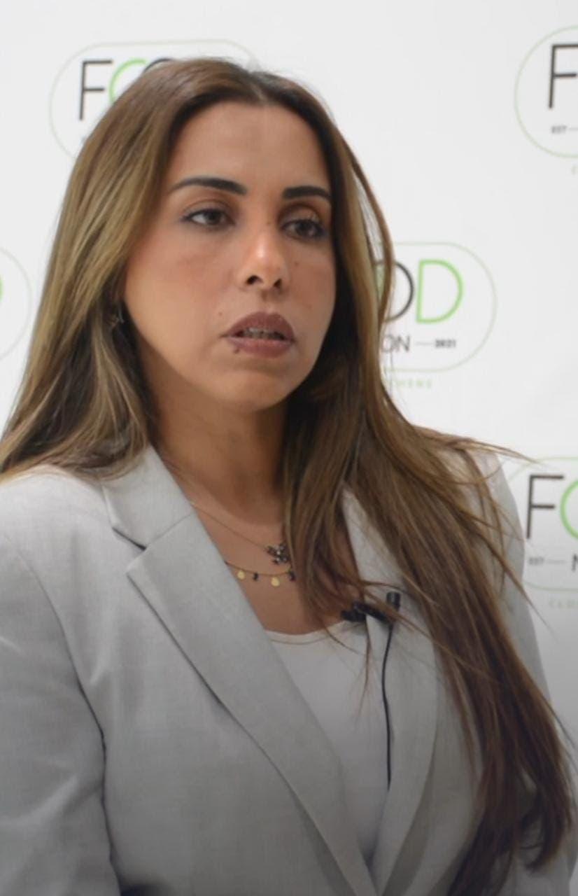 دينا صالح، مديرالتسويق بالشركة