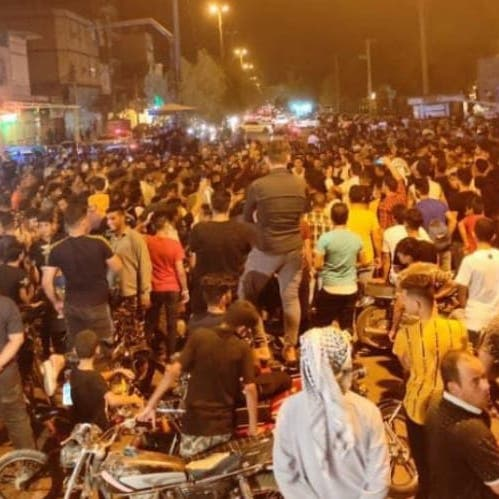 One reportedly killed as protests over water crisis in Iran continue