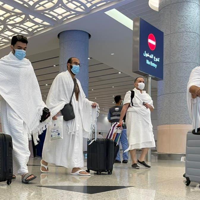 بدء وصول الحجاج إلى جدة جواً عبر المطارات السعودية