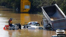 Germany hopes for EU money to rebuild infrastructure damaged by floods