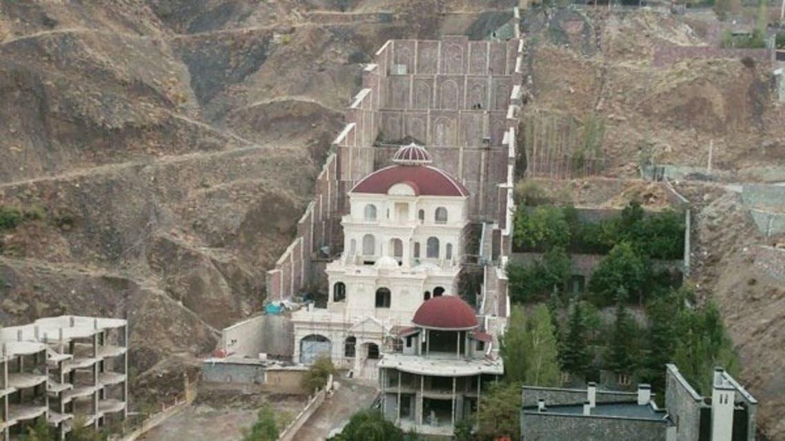 کوه خواری در ایران