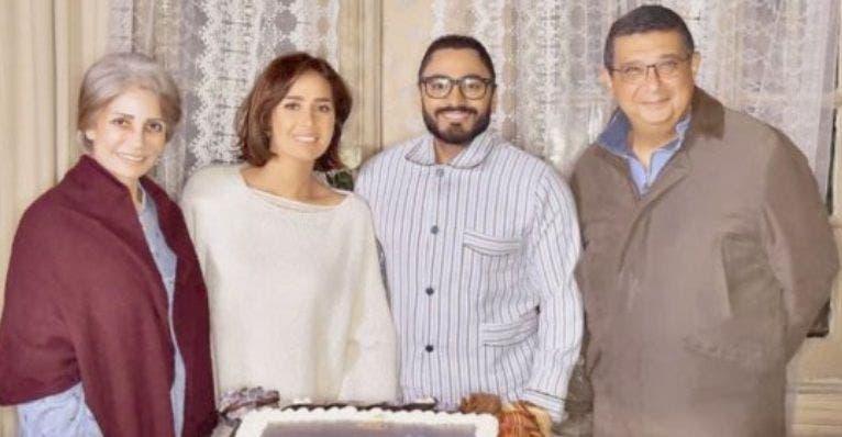 ماجد الكدواني وتامر حسني وحلا شيحة وسوسن بدر من كواليس الفيلم