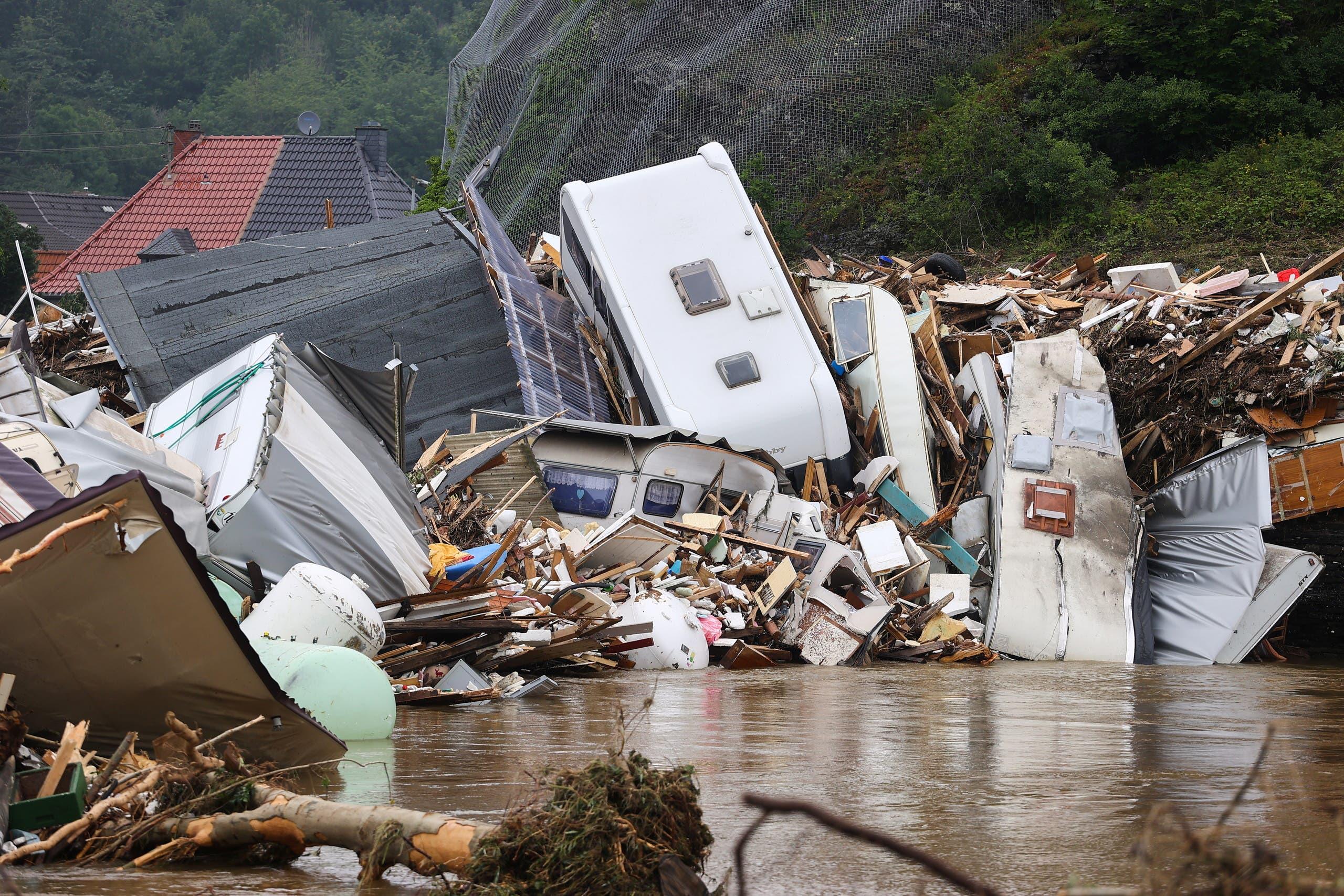 No more survivors found after German floods