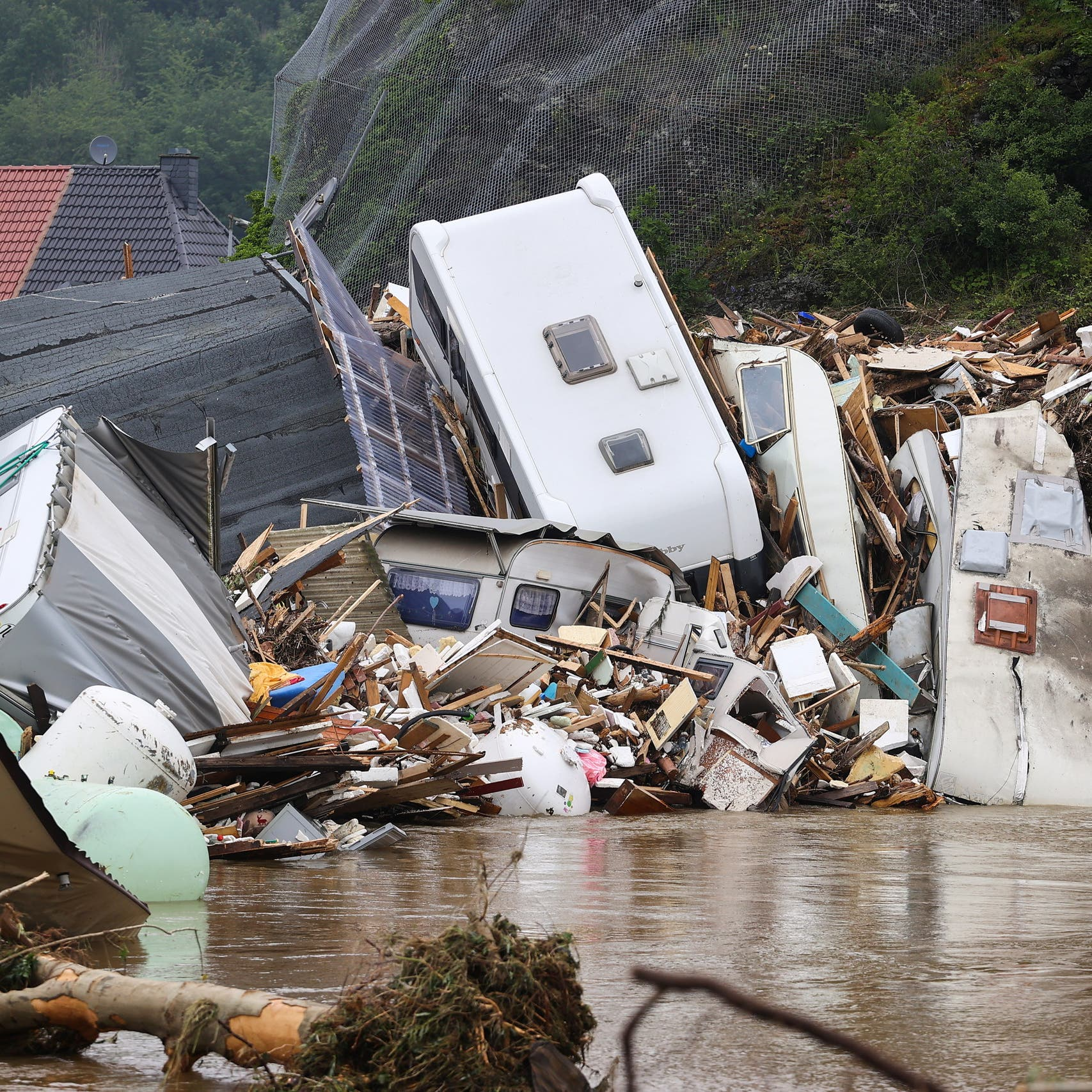 Dutch PM says Europe's deadly floods result of climate change