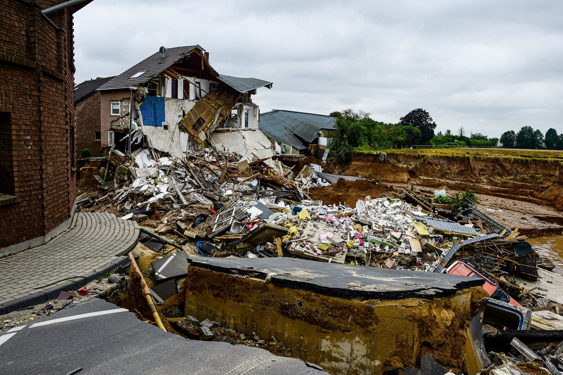 جرمنی میں سیلاب