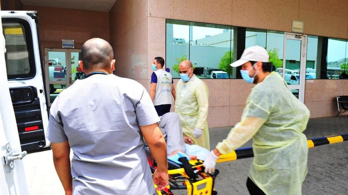 عمليات اسعاف الحاج