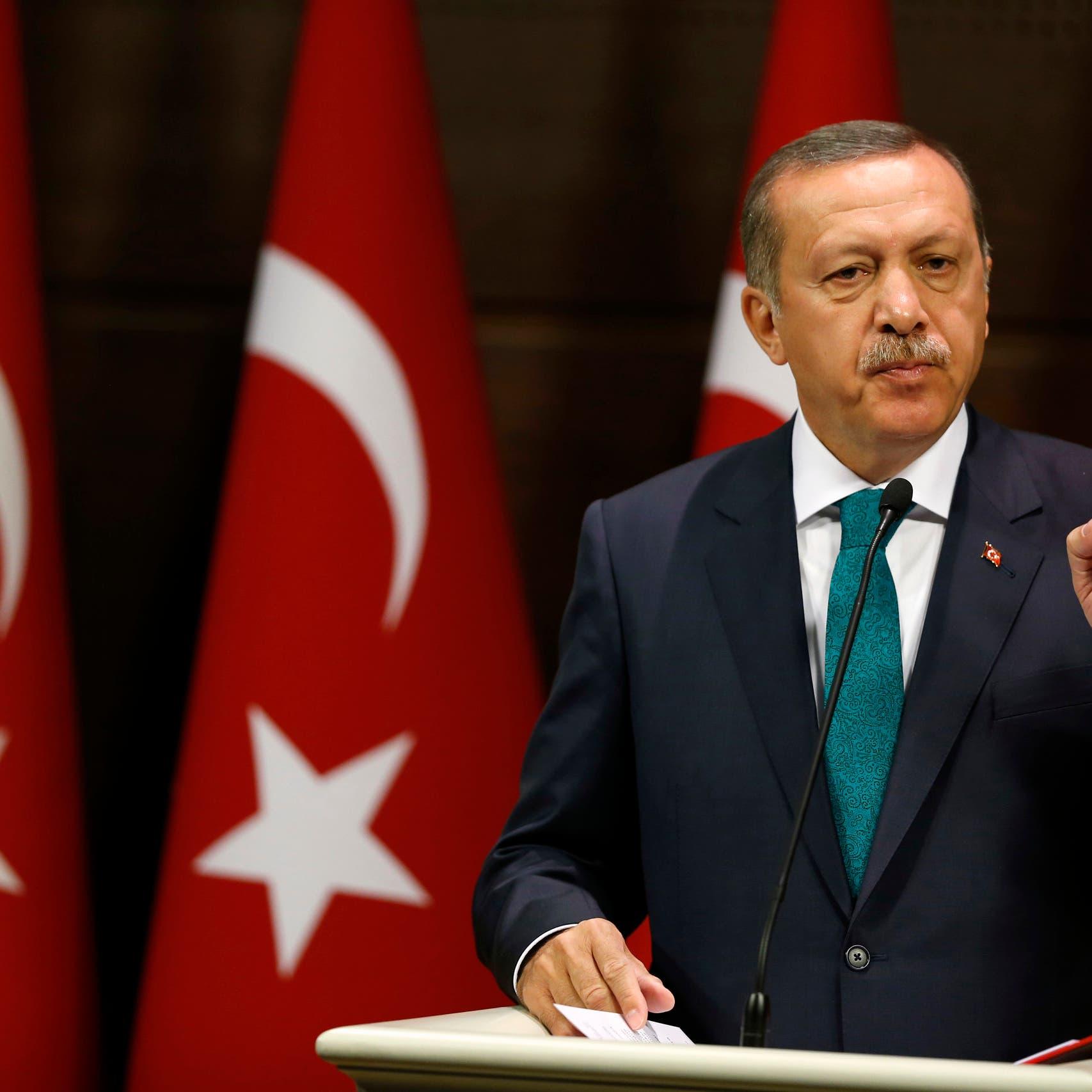 أردوغان: هل تصدقون أنني أسجن الصحافيين لأنهم انتقدوني