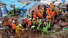 At least 25 die in Mumbai landslide induced by heavy rains