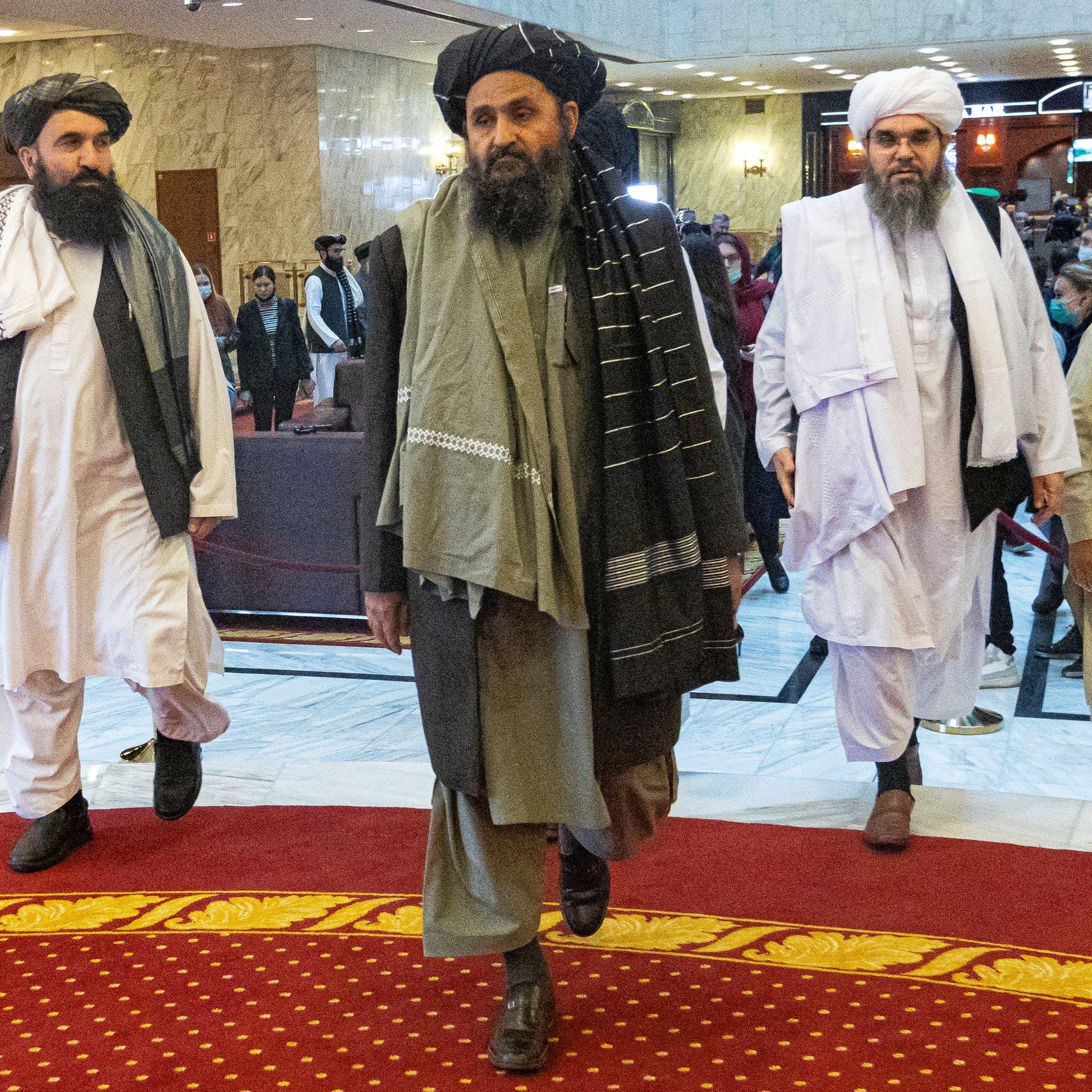 The void Taliban fills