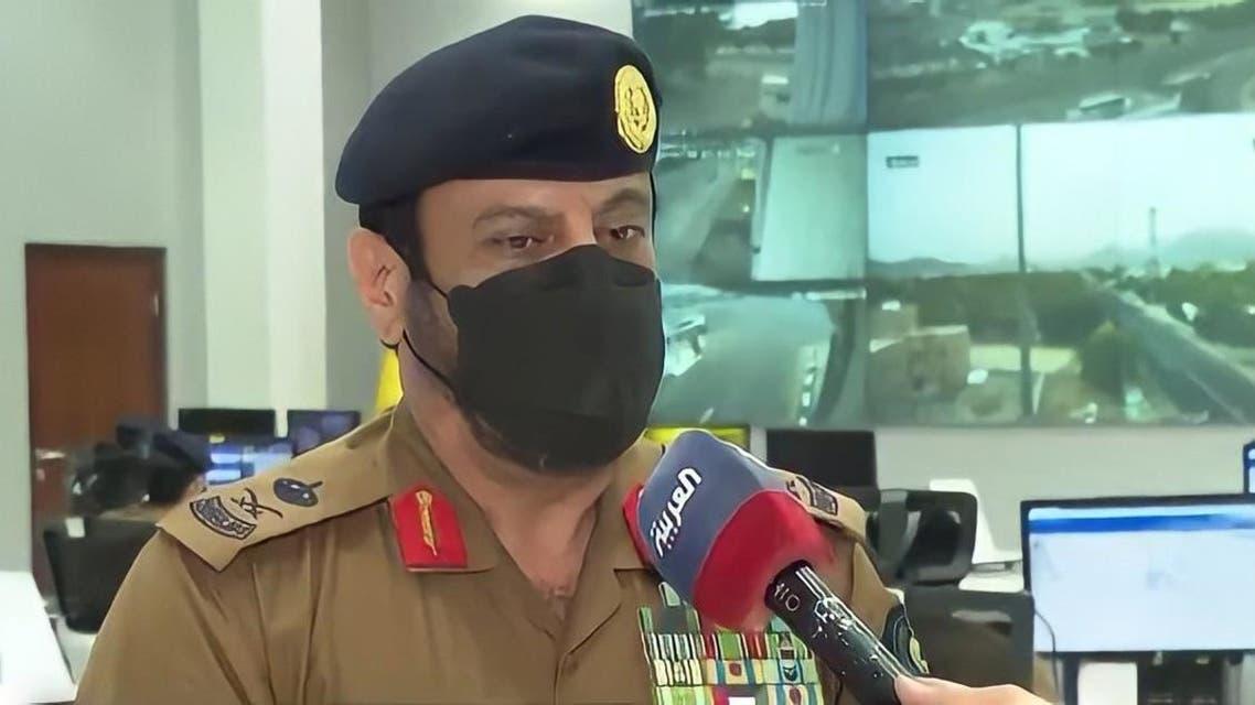 اللواء الدكتور حمود الفرج