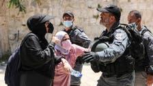 Clashes erupt after around 1,300 Jews visit al-Aqsa mosque