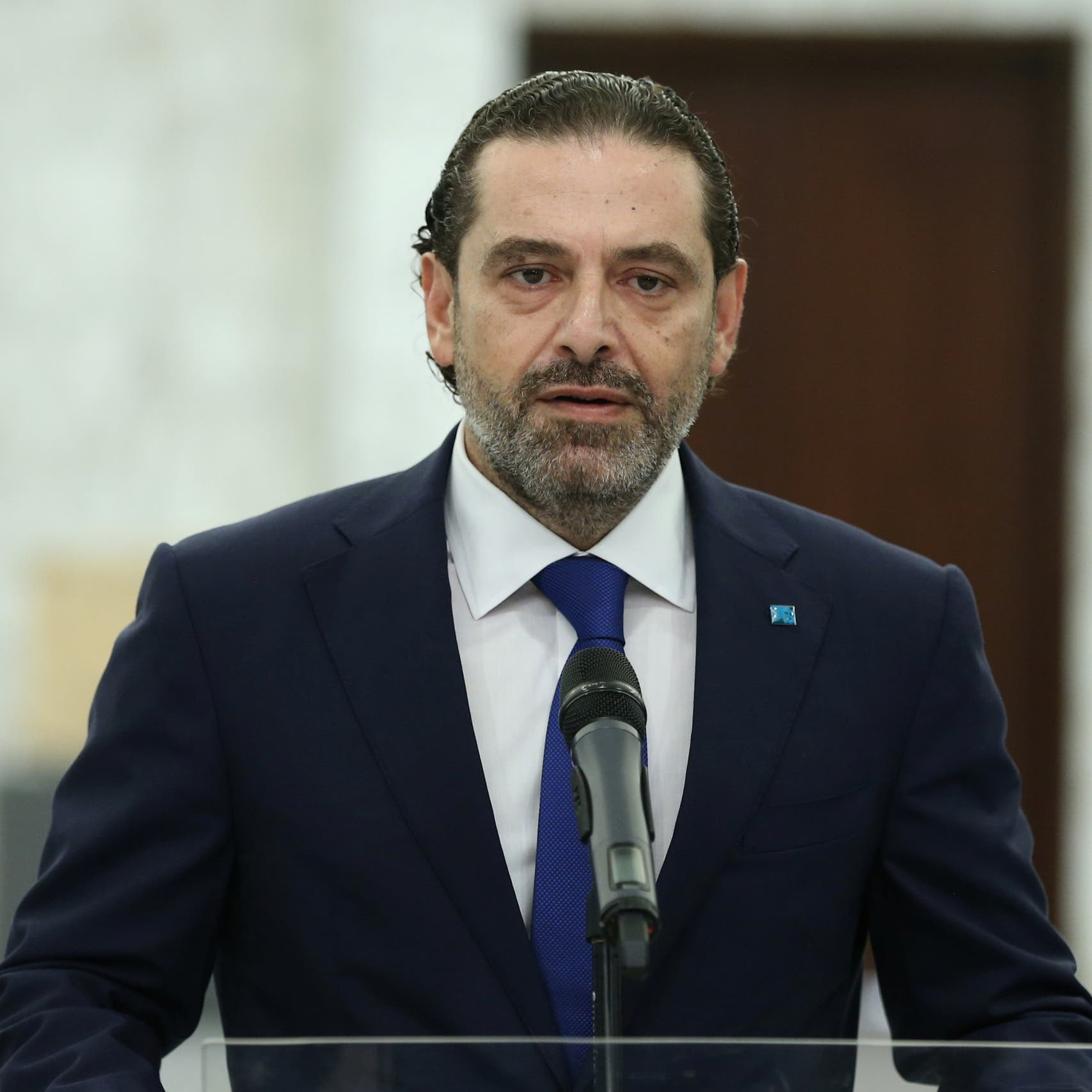 الحريري: الوضع على الحدود خطير جداً وتهديد غير مسبوق