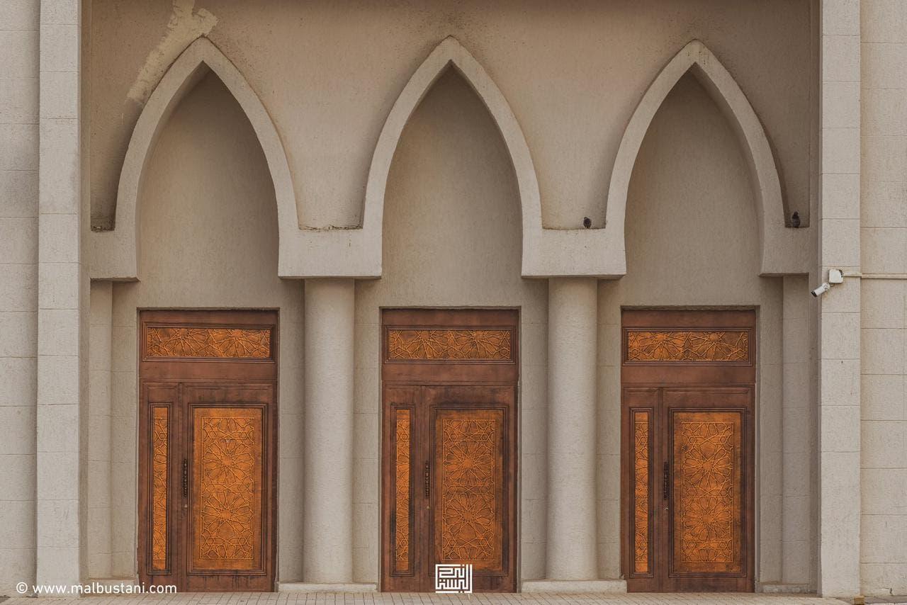 مسجد المشعر الحرام ..