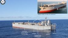 موسسه نیروی دریایی آمریکا: ناوگروه ایران در نزدیکی کانال مانش است