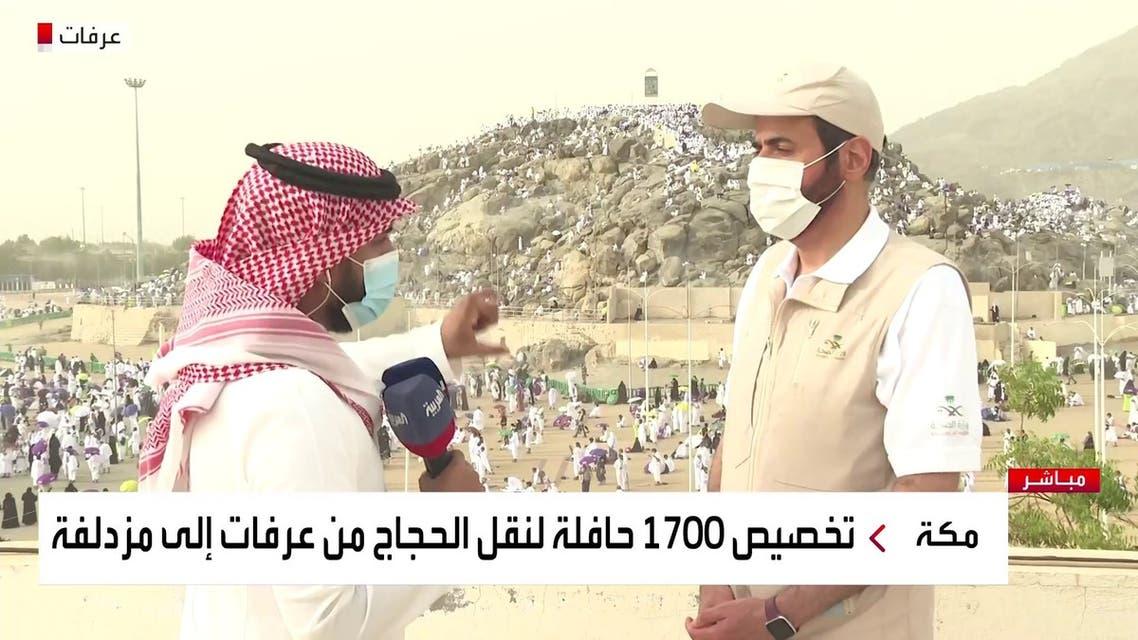 لقاء للعربية مع وزير الصحة السعودي توفيق الربيعة حول الوضع الصحي للحجاج