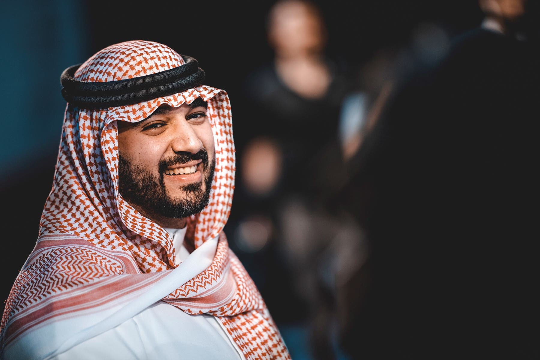 HRH Prince Faisal bin Bandar bin Sultan, SEF President. (Supplied)