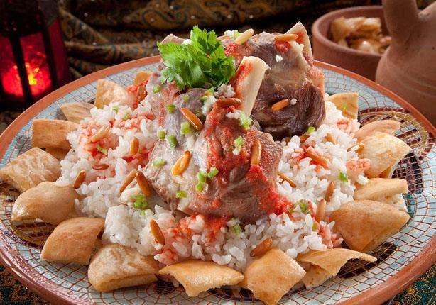 من وليمة العيد