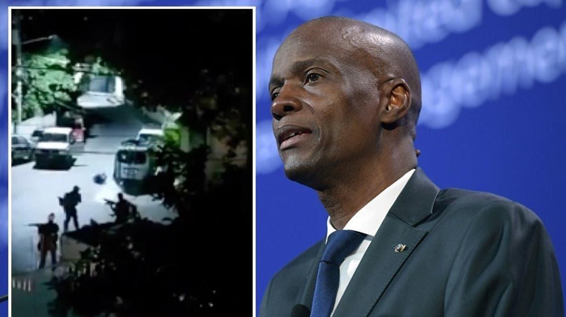 رئيس هايتي اغتيال