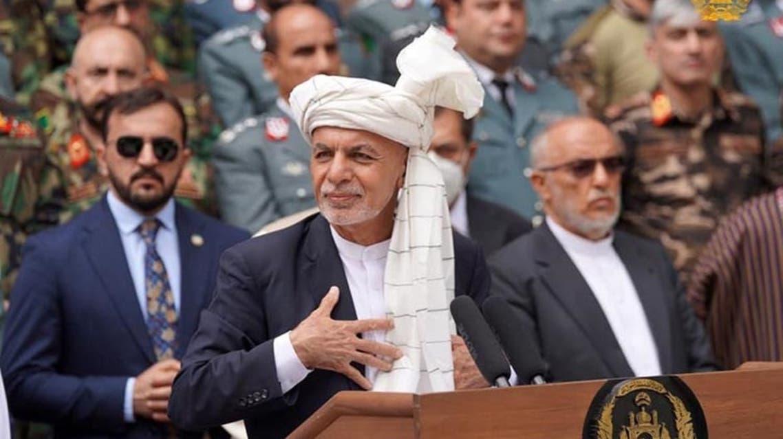 اشرف غنی در باره طالبان: حتی یک پیام مثب ندارید