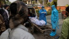 India's COVID-19 death toll climbs to 3,998 after state corrects data