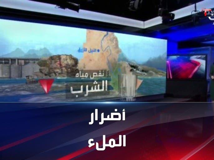 تفاصيل عمليات الملء لسد النهضة وأضرارها على السودان و مصر