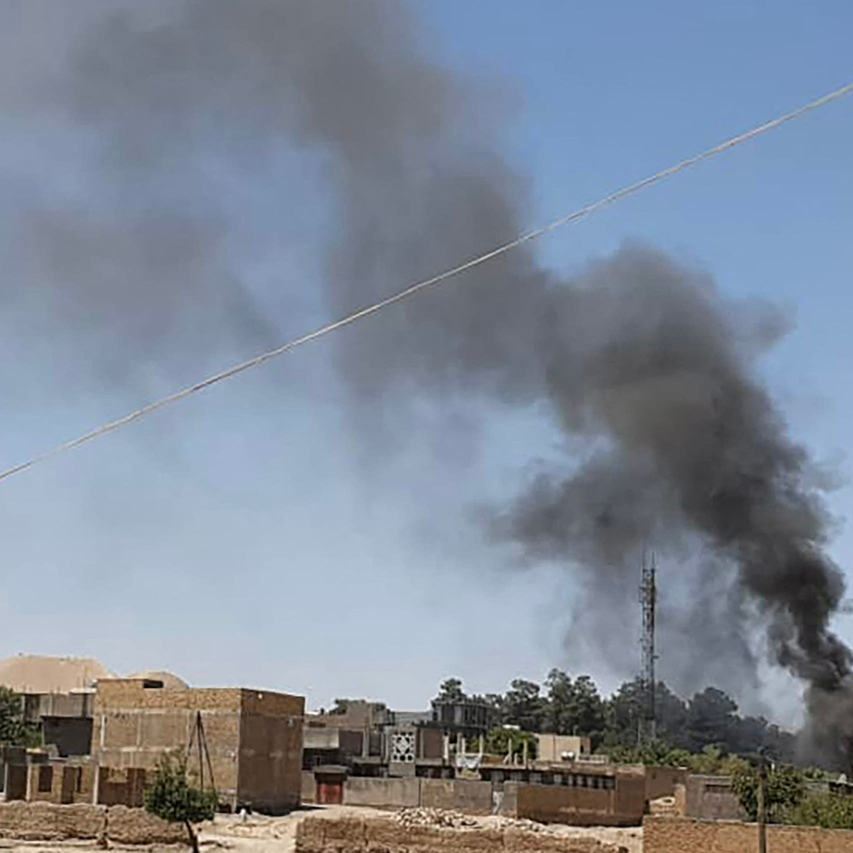 Taliban take Afghanistan's strategic city of Ghazni: Official