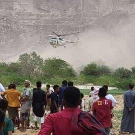 اليمن.. غرق7 فتيات من عائلة واحدة بسيول الأمطار