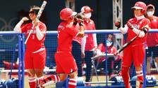 Tokyo Olympics: Japan win softball opener as Games 'of hope' begin