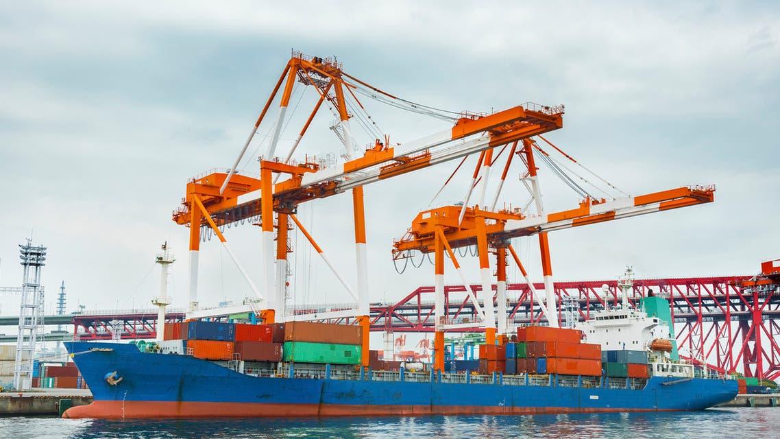 ميناء تصدير في اليابان