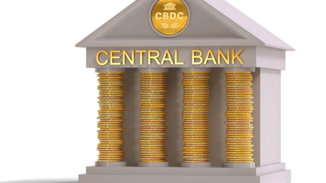 العملات الرقمية للبنوك المركزية