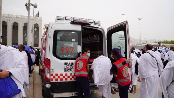 سعودی ہلال احمر کو 7 ایام میں 11 ہزار سے زاید کالیں موصول